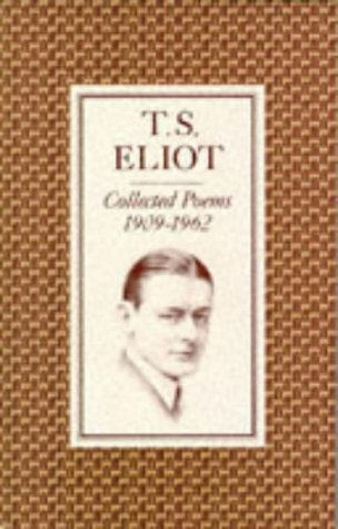 Image of Collected Poems of T.S. Eliot