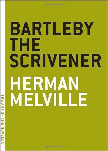 Image of Bartleby the Scrivener