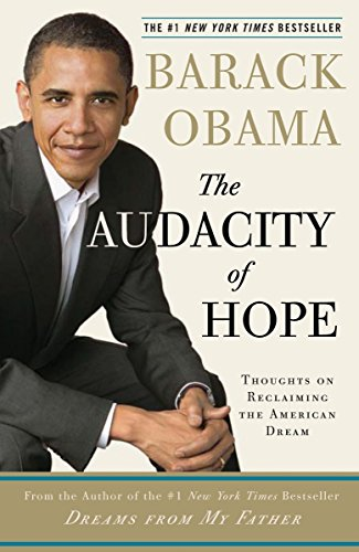 Image of The Audacity of Hope