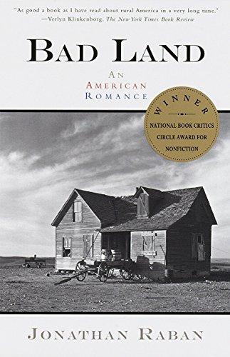 Image of Bad Land: An American Romance
