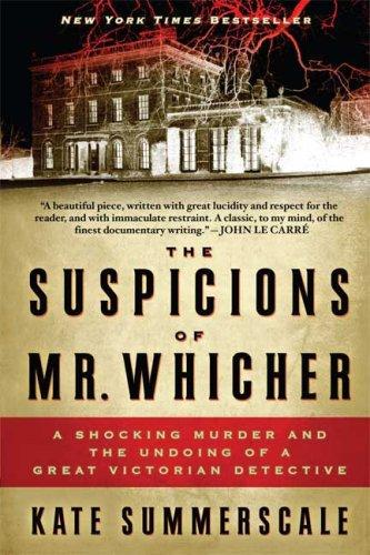 Image of The Suspicions of Mr Whicher