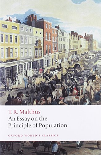 Image of An Essay on the Principle of Population