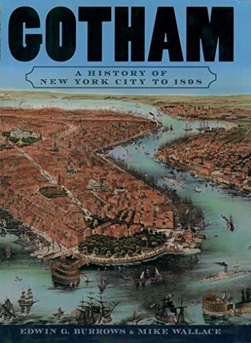 Image of Gotham: A History of New York City