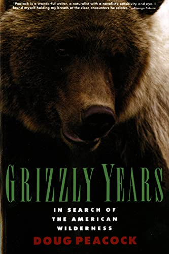 Image of Grizzly Years