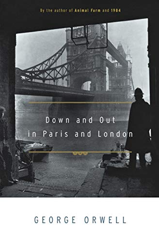Image of Down and Out in Paris and London