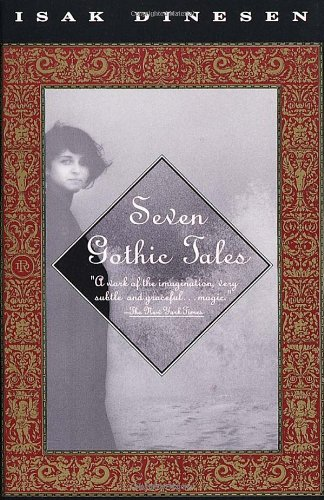 Image of Seven Gothic Tales