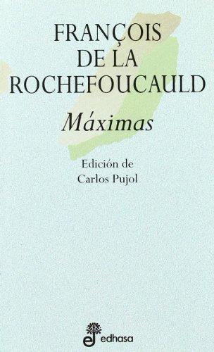 Image of Maximes