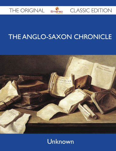 Image of The Anglo-Saxon Chronicle