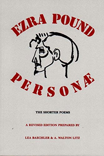 Image of The Poetry of Ezra Pound