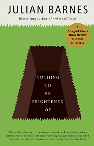 Image of Nothing to be Frightened Of