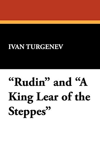 Image of King Lear of the Steppes