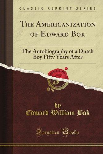 Image of The Americanization of Edward Bok