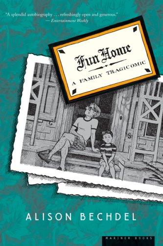 Image of Fun Home: A Family Tragicomic