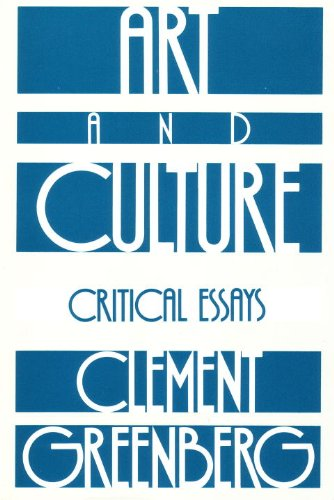 Image of Art and Culture: Critical Essays
