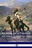 Image of Journal of a Trapper