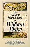 Image of The Complete Poetry and Prose of William Blake