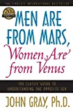 Image of Men are from Mars, Women are from Venus