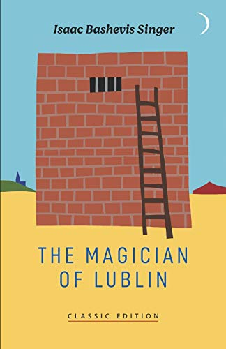 Image of The Magician of Lublin