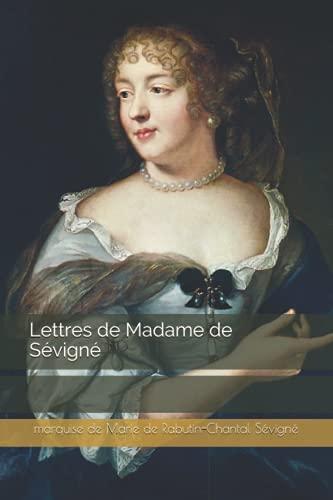 Image of Lettres de madame de Sévigné