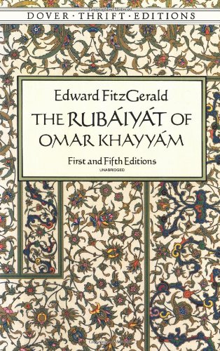 Image of Rubaiyat of Omar Khayyam