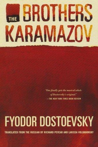 Image of The Brothers Karamazov
