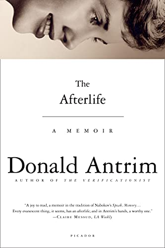 Image of The Afterlife: A Memoir