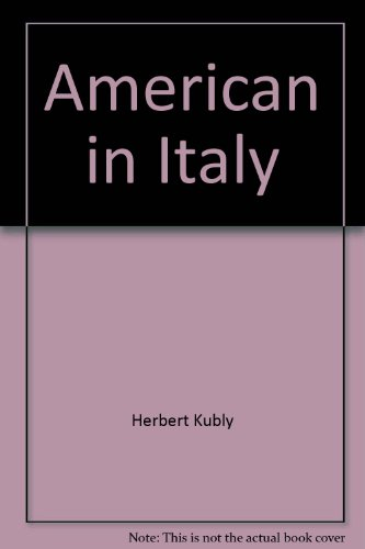 Image of An American in Italy