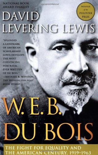 Image of W.E.B. Du Bois: The Fight for Equality and The American Century