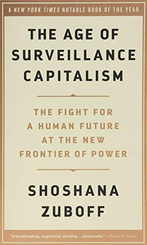 Image of The Age of Surveillance Capitalism