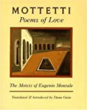 Image of Poems of Eugenio Montale