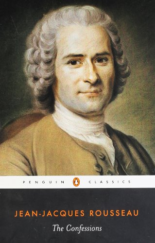 Image of The Confessions of Jean-Jacques Rousseau