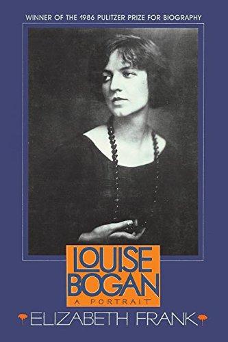 Image of Louise Bogan: A Portrait