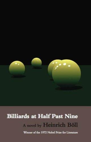 Image of Billiards at Half-Past Nine