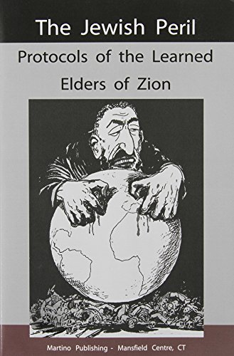 Image of The Protocols of the Elders of Zion