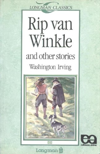 Image of Stories of Washington Irving