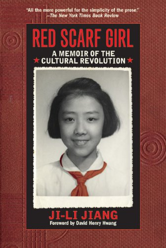 Image of Red Scarf Girl