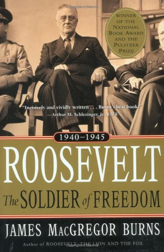 Image of Roosevelt: The Soldier Of Freedom