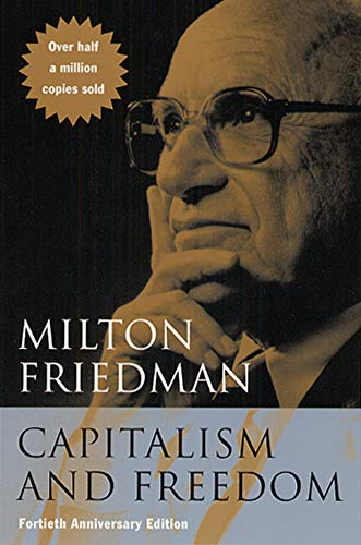 Image of Capitalism and Freedom