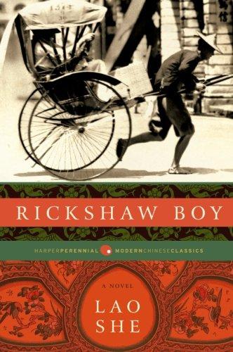 Image of Rickshaw Boy