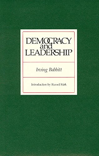 Image of Democracy and Leadership
