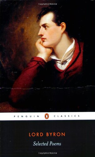 Image of Selected Poems of Lord Byron